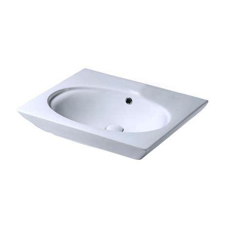 barclay products aristocrat 18 1 2 in above counter sink