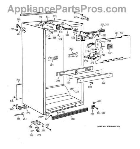 parts  ge zispdxass case parts appliancepartsproscom