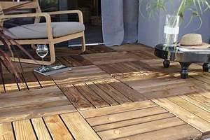 Comment Aménager Une Terrasse Extérieure : comment choisir sa terrasse en bois leroy merlin ~ Melissatoandfro.com Idées de Décoration