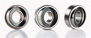 Sh Series Stainless Bearings With Aligning Ring