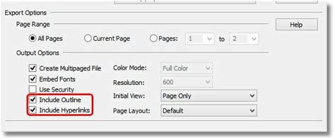 Hyperlink Creator by Add Links From And To Sections Within A Pdf Document
