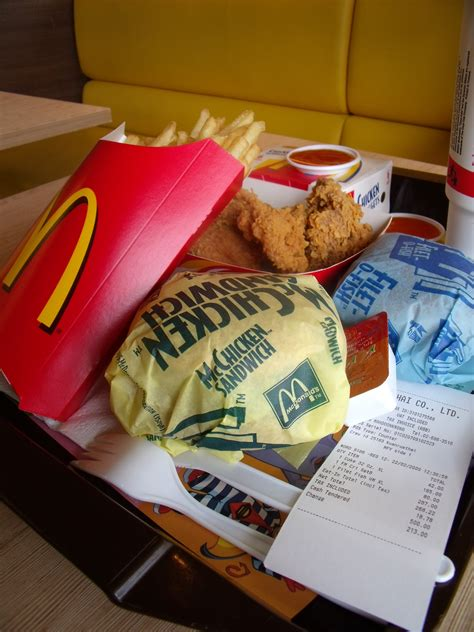 mcdonalds corporation nysemcd cramer mcdonalds