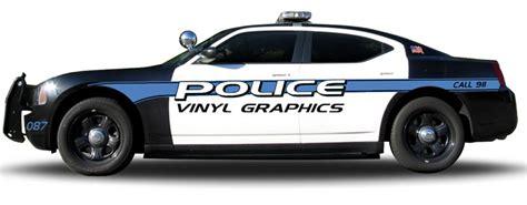custom police car graphics dodge charger kit designs