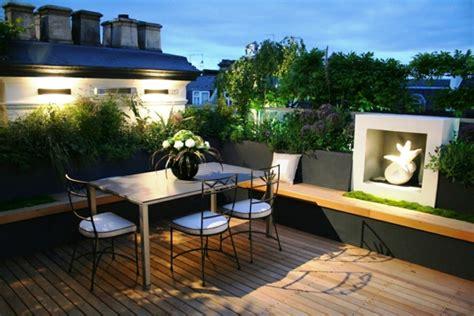Terrassenmöbel Für Kleine Terrassen by Terrassenm 246 Bel F 252 R Eine Traumhafte Terrassenathmosph 228 Re