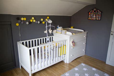deco chambre jaune ophrey com chambre bebe gris jaune blanc prélèvement d