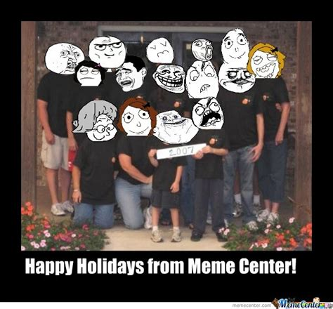Happy Holidays Meme - happy holidays from meme center by dbear meme center
