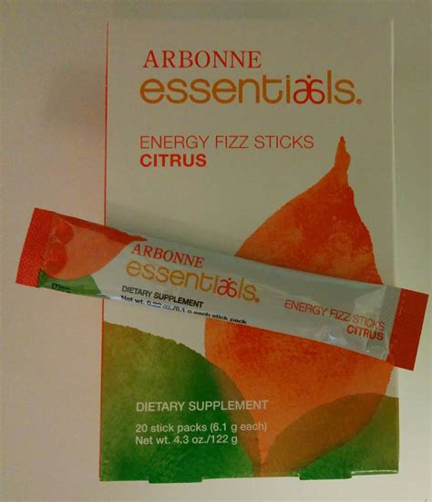Amazon.com: Arbonne Energy Fizz Sticks - Pomegranate