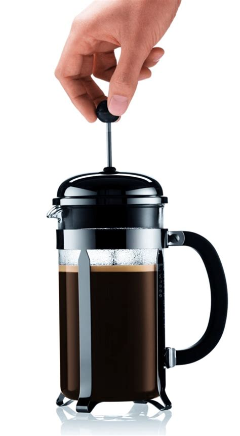 How many calories in a cup of coffee. How to Use French Press Coffee Maker Recipe & Video | French press coffee maker, French press ...