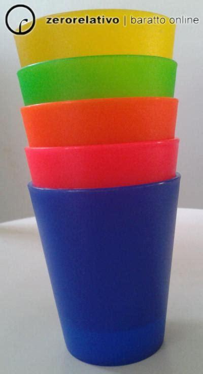 ikea bicchieri 5 bicchieri colorati ikea nuovi baratto su zerorelativo
