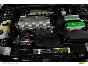 2002 Saturn S Series Sl1 Sedan Engine Photos