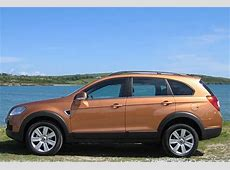 Chevrolet Captiva 2007 Road Test Road Tests Honest John