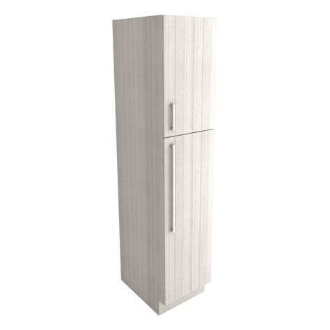 cutler wcspantry 18 in x 83 3 4 in white wall cabinet