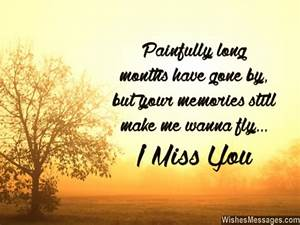 I Miss You Messages for Ex-Girlfriend: Missing You Quotes ...