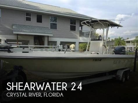 Shearwater Boats Clermont Fl by Used Bay Shearwater Boats For Sale Boats