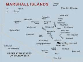Marshall Islands - Heograpikal Maps ng Marshall Isla ...