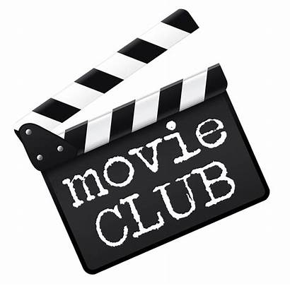 Movies Club Ticket Clipart Cliparts Night Transparent