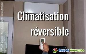 Chauffage Clim Reversible Consommation : installateur de climatisation r versible en ari ge ~ Premium-room.com Idées de Décoration