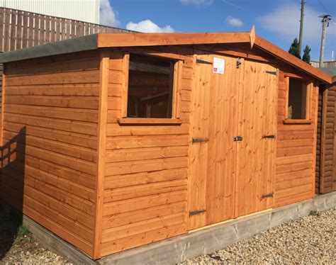 Shiplap Shed by Garden Sheds Free Delivery Installation Made To Your