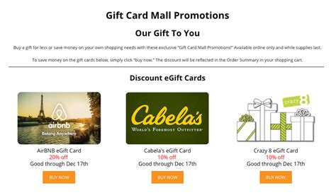 Nov 03, 2017 · to buy an airbnb gift card, head to the gift cards section of their website. 20% Off Airbnb Gift Cards   One Mile at a Time