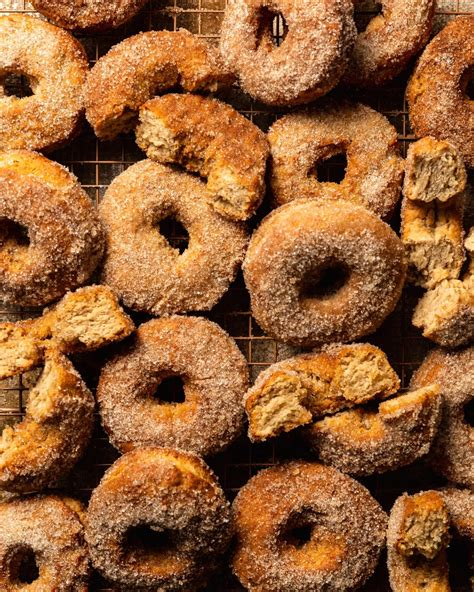 apple donuts cider air fryer recipes recipe kitchn these ridiculously instant thekitchn homemade pot doughnuts donut fried deep