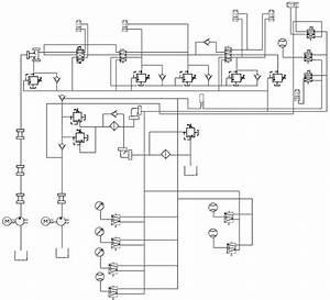 Wheel Loader Hydraulic Circuit Model With Bondin Software