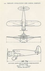 Airplane Print  Aviation Illustration  Vintage Diagram