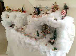 department 56 north pole series village setup inspiration loralyn designs