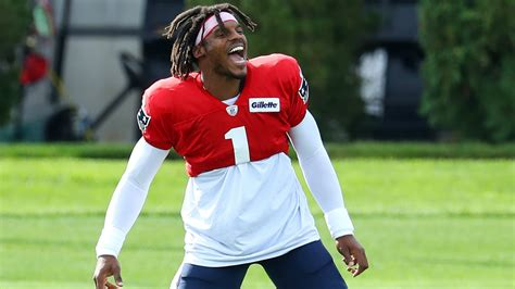 Cam Newton excited to make Patriots debut: 'I don't get ...