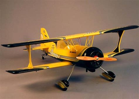 lx pitts python mm ch  rc biplane arf  rtf
