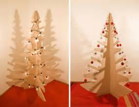modern plywood tree digsdigs
