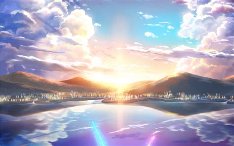 Kimi No Na Wa Your Name The In 1 Dvd 16 9 Subs End Kimi No Na Wa Your Name Wallpaper Hd Free