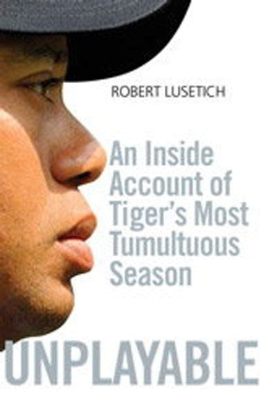 Book review: 'Unplayable' - a year with Tiger | GolfMagic