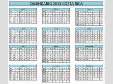 Calendario 2015 Excel « Excel Intermedio