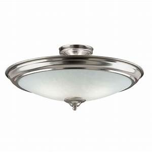Westinghouse 6434000 2 Light Semiflush Semi Flush Ceiling