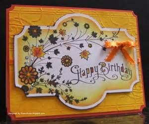 Happy Birthday Fall