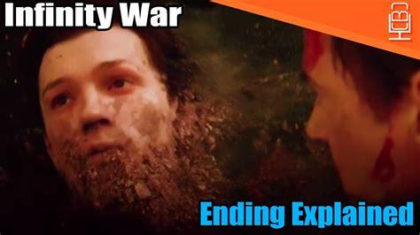 avengers infinity war  explained youtube