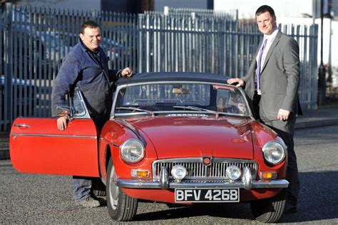 Classic Cars Company Great Escape Moves To New Base After
