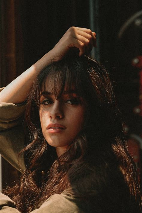 Oreal Paris Photoshoot Camila Cabello