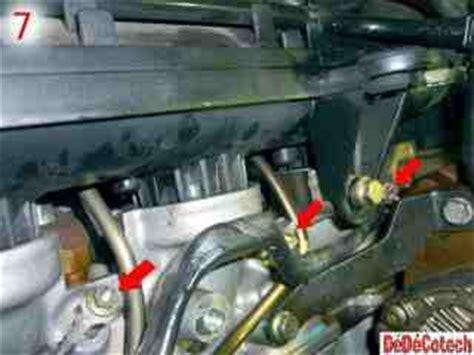 remplacement des bougies de prechauffage remplacement des bougies de pr 233 chauffage peugeot 206