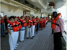 Cruise Ship Travel → Is It Safe & Emergency Procedures