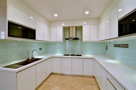 contemporary white kitchen designs iluminacion cocinas modernas hoy lowcost 5752