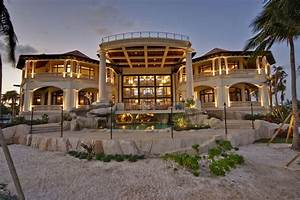 Cayman Islands Mega-Mansion Homes of the Rich