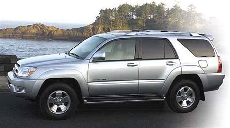 2003 Toyota 4runner by 2003 Toyota 4runner Drive Review Of The New
