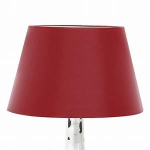 Lampenschirm 40 Cm : lampenschirm rund rot konisch 60 x 46 x 46cm online shop direkt vom hersteller ~ Pilothousefishingboats.com Haus und Dekorationen