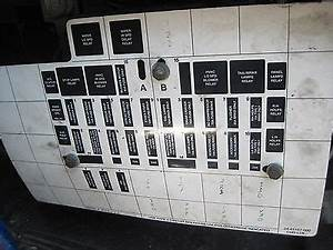01 Freightliner Fl70 Fuse Panel Diagram