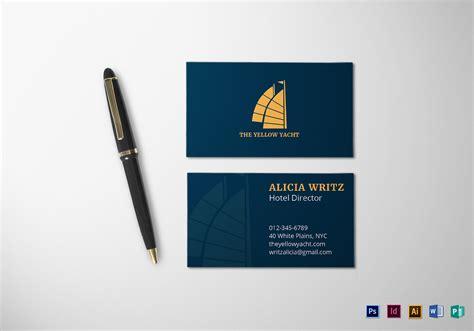 dark corporate business card design template  psd word