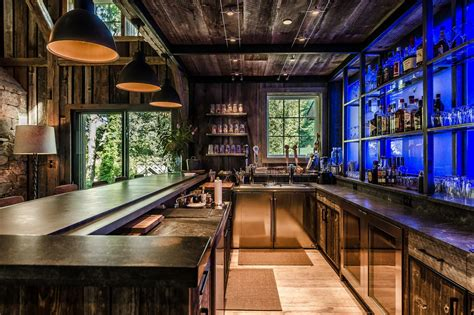 Home Bar Decor by Home Bar Ideas For A Modern Entertainment Space