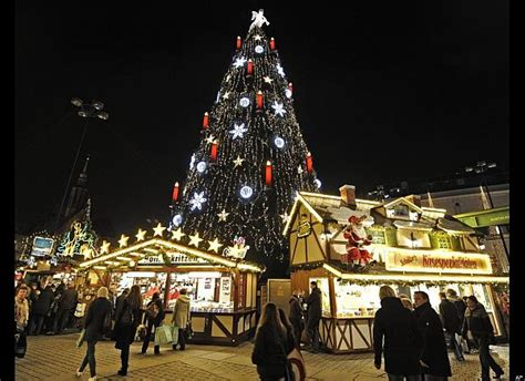 the 12 world s most beautiful christmas trees