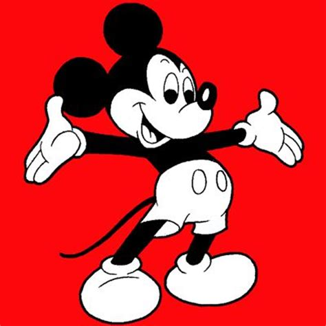 draw mickey mouse  easy step  step drawing