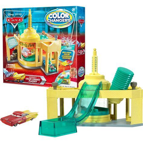 disney cars ramone s color change play set toys